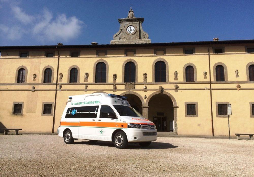 Ecco la nuova Ambulanza… Victor 80