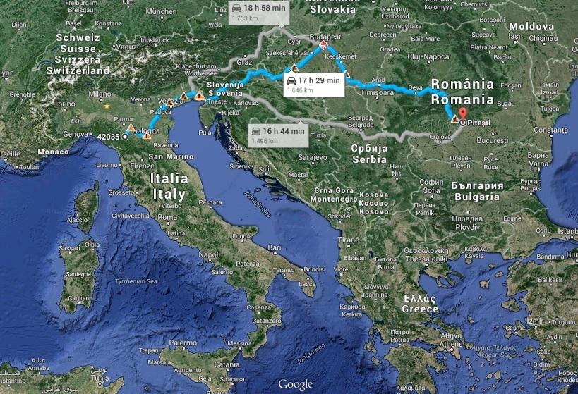 Rimpatrio Sanitario Urgente dalla Romania – Missione Lampo della Croce Verde