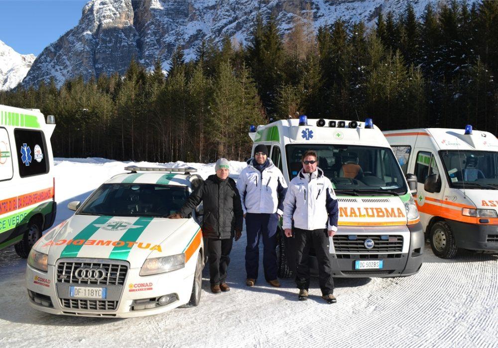 Guida Sicura con Ambulanze su Neve e Ghiaccio