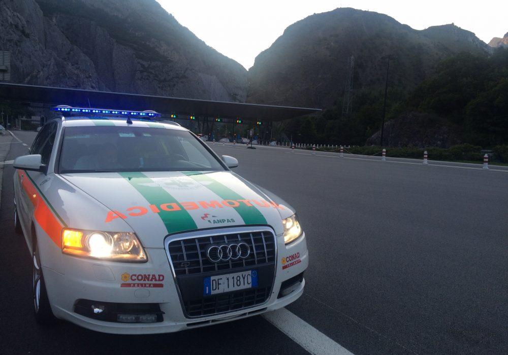 Doppia Attivazione per Trasporto Sanitario a Grenoble