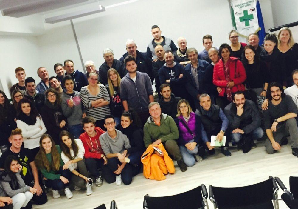 42 Nuovi Volontari… Ottimi Risultati…Ottime Speranze…Benvenuti