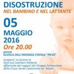 Corso di Disostruzione Pediatrica e Neonatale