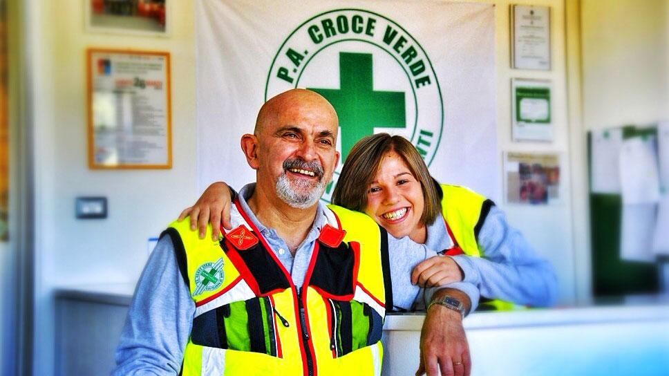 La Famiglia della Croce Verde