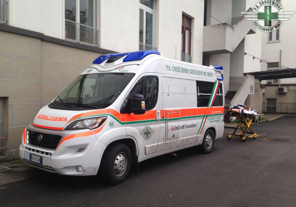 Trasporto neonatale Avanzato con Ambulanza Centro Mobile di Rianimazione