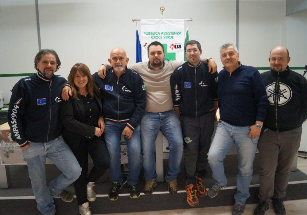 Rinnovato il consiglio direttivo della Croce Verde di Castelnovo ne' Monti