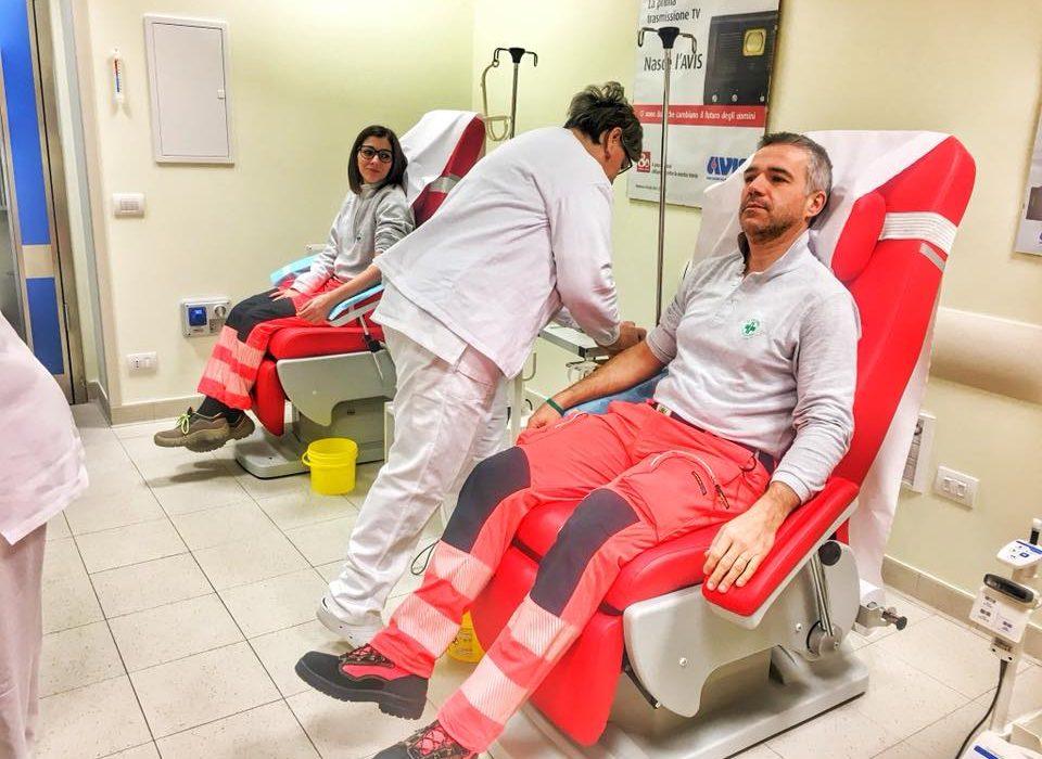 1' Giornata dei Donatori di Sangue della Croce Verde