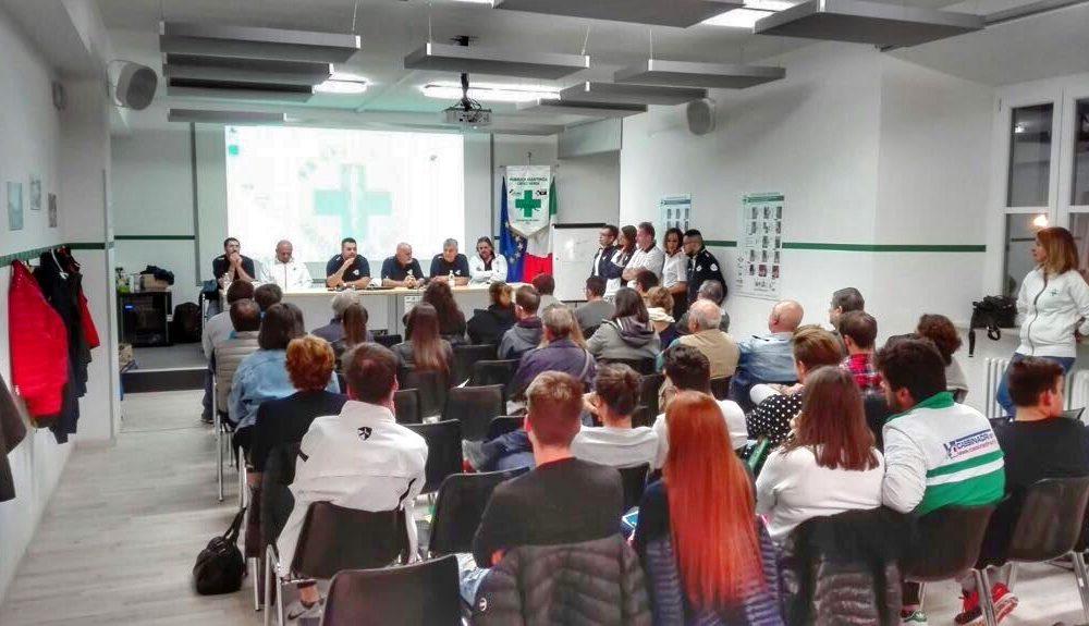 Arrivano i rinforzi, 30 nuovi volontari in Croce Verde