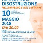 Corso di Disostruzione Pediatrica, gratuito, per tutti!
