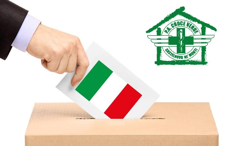 Servizio di trasporto ai seggi in occasione delle elezioni del 26 maggio