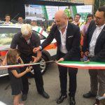 Grande commozione all'inaugurazione dell'Auto Infermieristica in ricordo di Ivan Fioroni