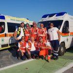 La Croce Verde di Castelnovo e Vetto coinvolta nella sicurezza della MotoGP a Misano