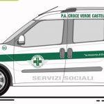 Croce Verde intitolerà a Erni Zefi il nuovo mezzo in arrivo tra pochi giorni