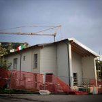 Il nuovo Centro di Protezione civile, Casa del Volontariato e sede della Croce Verde pronto ad aprire